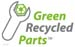member of green recycled parts